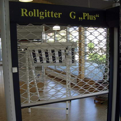 rollgitter g plus. Black Bedroom Furniture Sets. Home Design Ideas
